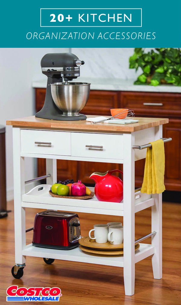 The Kitchen Is The Heart Of The Home Make Sure This Important Space Is Functional And Stylish With This Collection Of 20 Kitchen Organization Accessories From