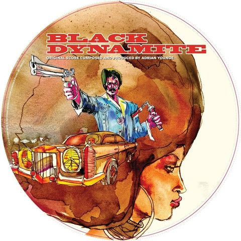 """Adrian Younge Presents """"Black Dynamite"""" Official Motion"""