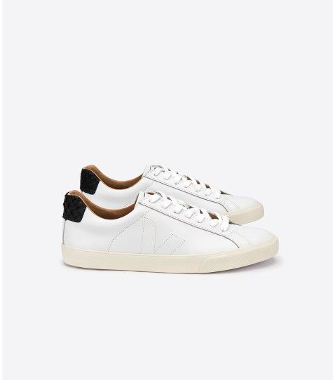Esplar Metallic Leather SneakersVeja