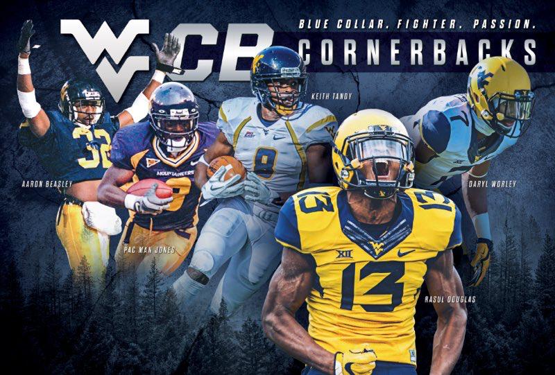 West Virginia College football recruiting, Football