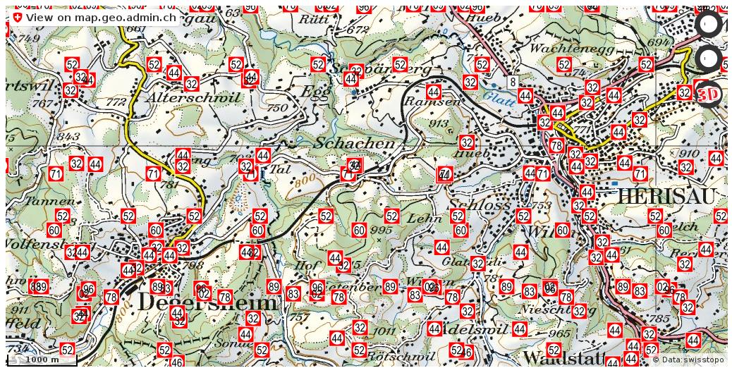 Herisau AR Luftbilder drohne httpsifttt2E1iAju maps
