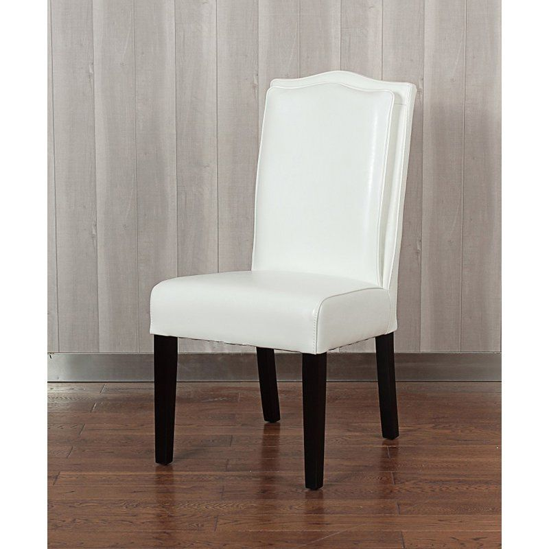 Hd Couture Cambria Pillow Back Dining Chair Set Of 2 Hd10300 Dining Chairs Chair Set Chair