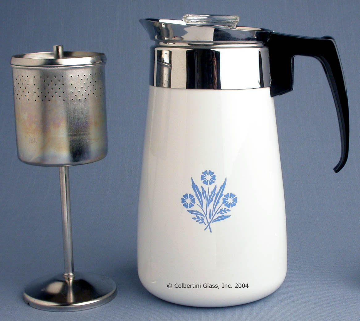 Pyrex Coffee Maker Vintage coffee pot, Cuisinart coffee