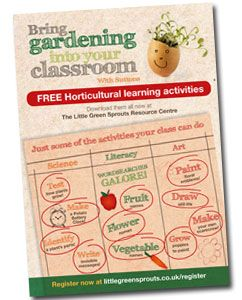 Free Classroom and Home Activities from Little Green Sprouts