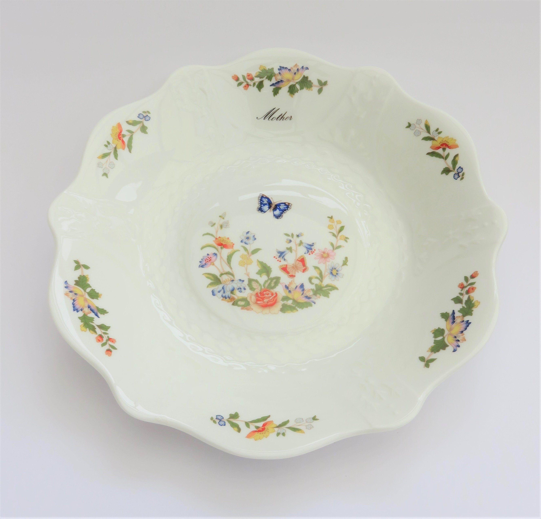 Aynsley Cottage Garden Bone China Bowl