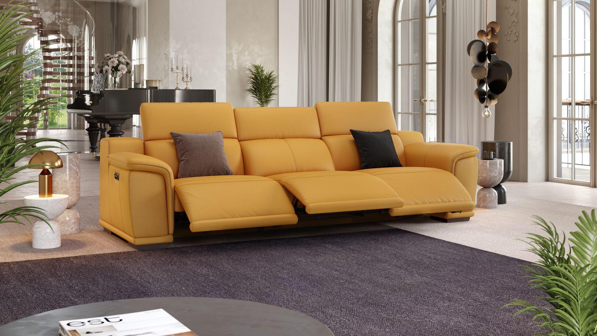 Montefino 3 Sitzer Sofa Relaxsofa Mit Funktion Sofanella Sofa Mit Relaxfunktion Haus Deko Haus