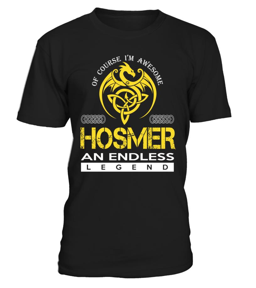 HOSMER An Endless Legend