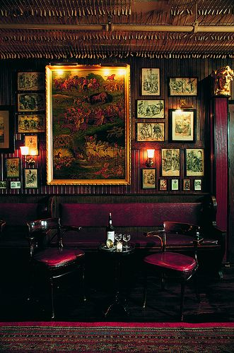 The Lincoln Room At Keen S Steakhouse