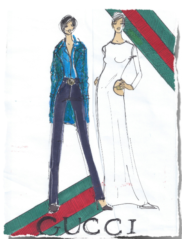 Gucci by Beatrice Brandini www.beatricebrandini.it