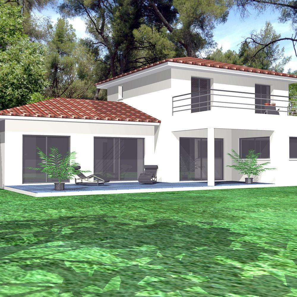 Constructeur Maison En Bois: Une Maison Contemporaine En Provence En 2019