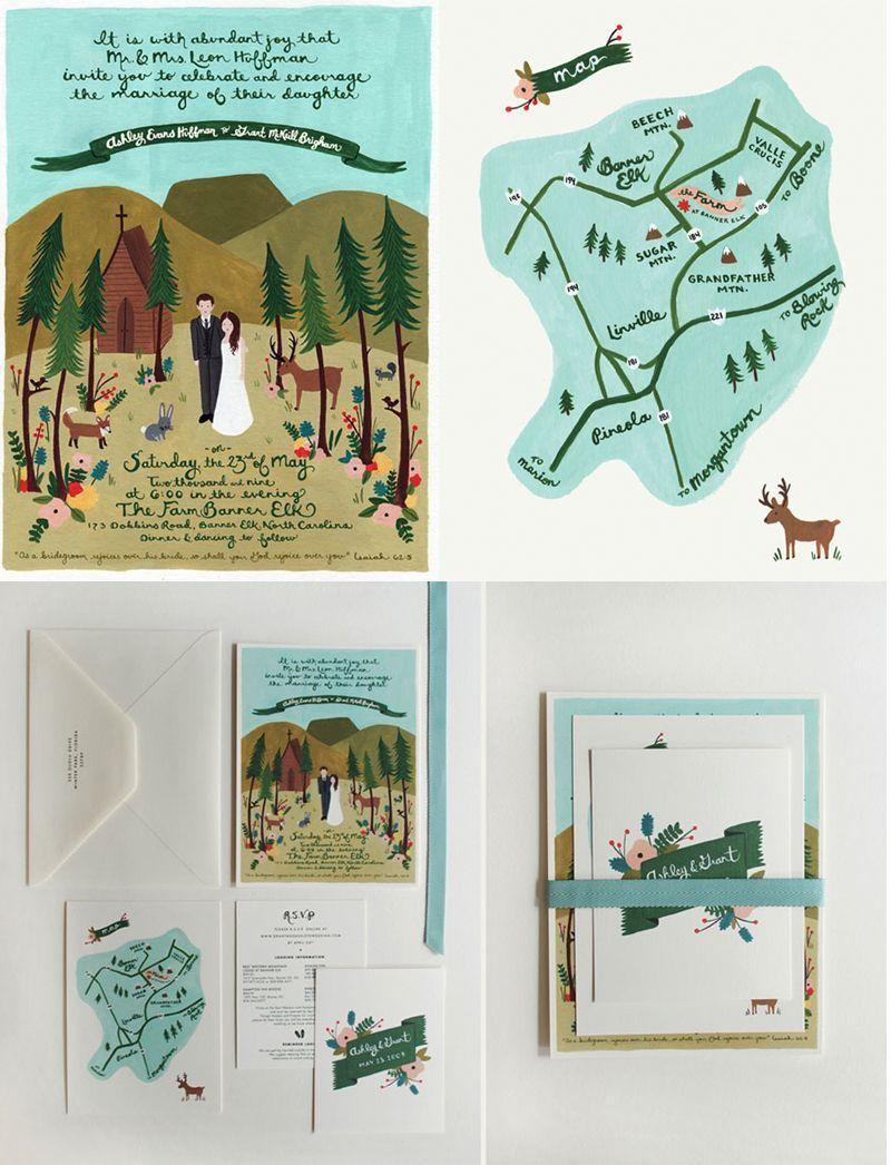 reasons to have a camping wedding m e l i s s a f u l l e r b l o g - Camping Wedding Invitations