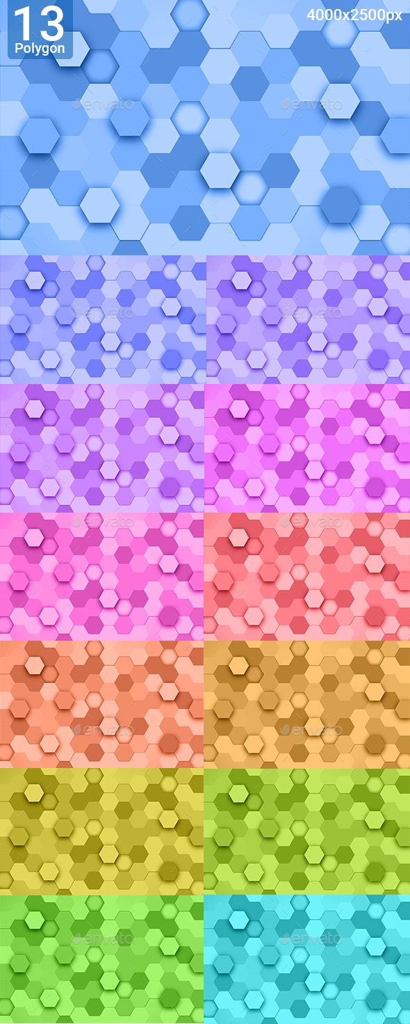 13 Polygon Backgrounds Hd by AmazingBackgrounds 13 Polygon Backgrounds Hd - Features: 鈥?2013 files 鈥?204000脳2500 pixels 鈥?20300DPI print ready 鈥?20RGB - Perfect for all kinds of uses,