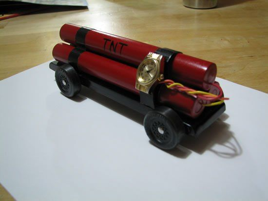 Eraser Pinewood Derby Car D O W N A N D D E R B Y Pinterest - Cool kub kars