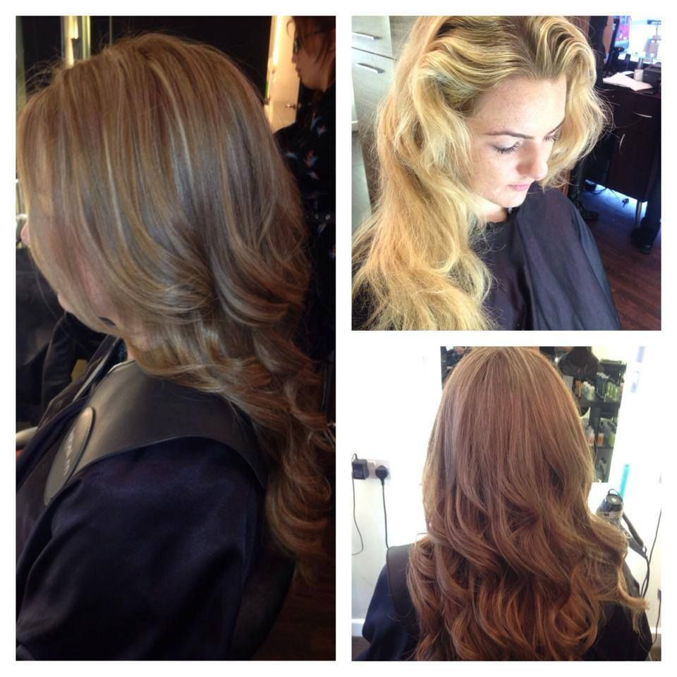 From blonde to brown with Kennedy + Co Health & Beauty