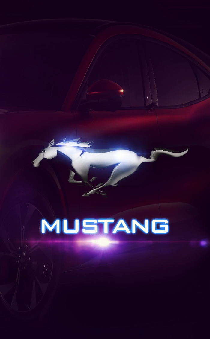 Ford Mustang Logo Wallpaper Iphone
