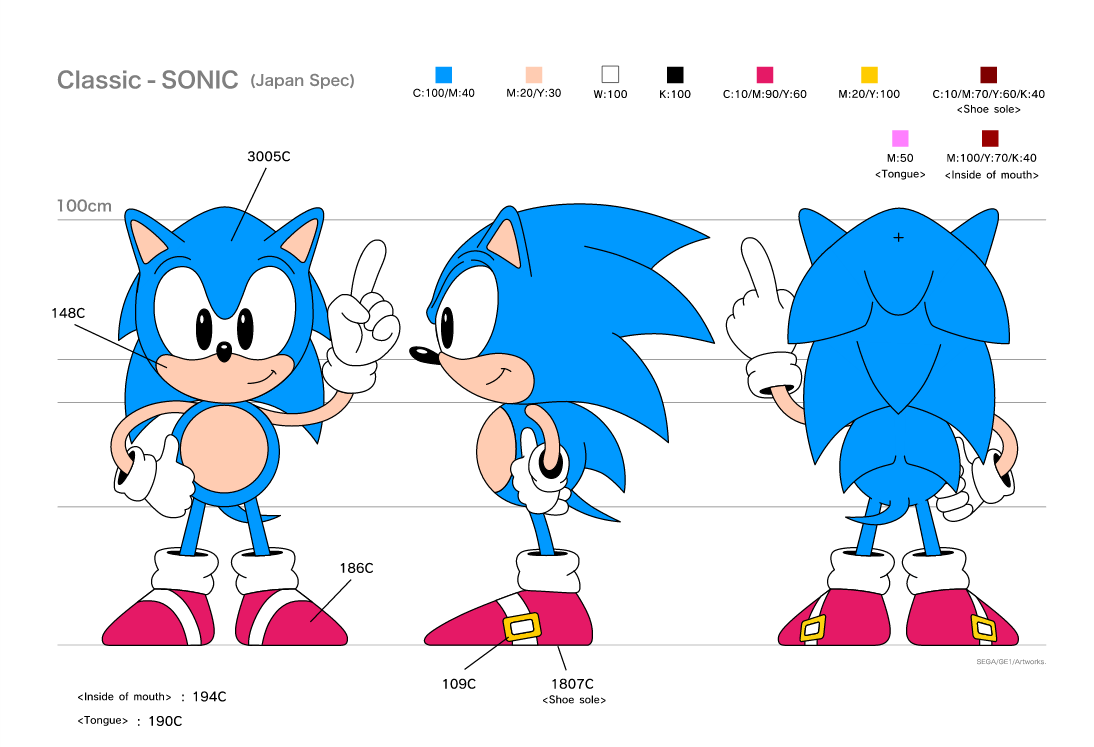 32++ Classic sonic and tails coloring pages information