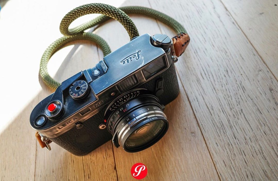 """Bokeh Camera Straps on Instagram: """"Thank you @photographims for your amazing  photo 😍 🕶️Personalized camera straps~17$ 🌎Free worldwide shipping #leica #leicaphotography…"""""""