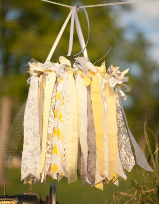 Yellow Gray Chandelier Baby Mobile Photography Prop Etsy Decoratie Baby Versieringen