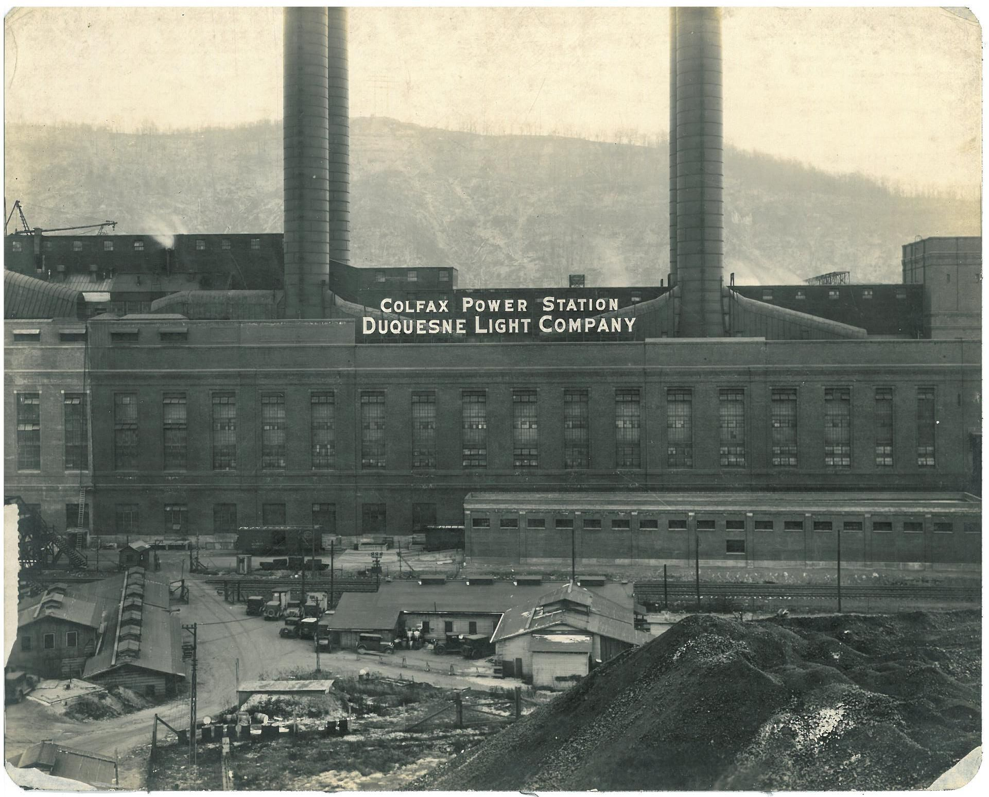 Colfax Power Station