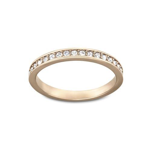 Swarovski Rare Ring 5032898 With Images Rings Rose Gold Swarovski