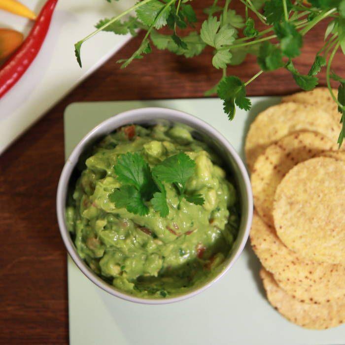 bästa guacamole recept