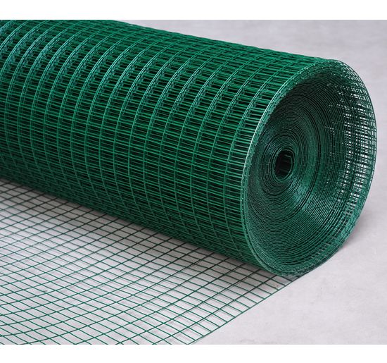 Pvc Plastic Coated Wire Netting Fencing