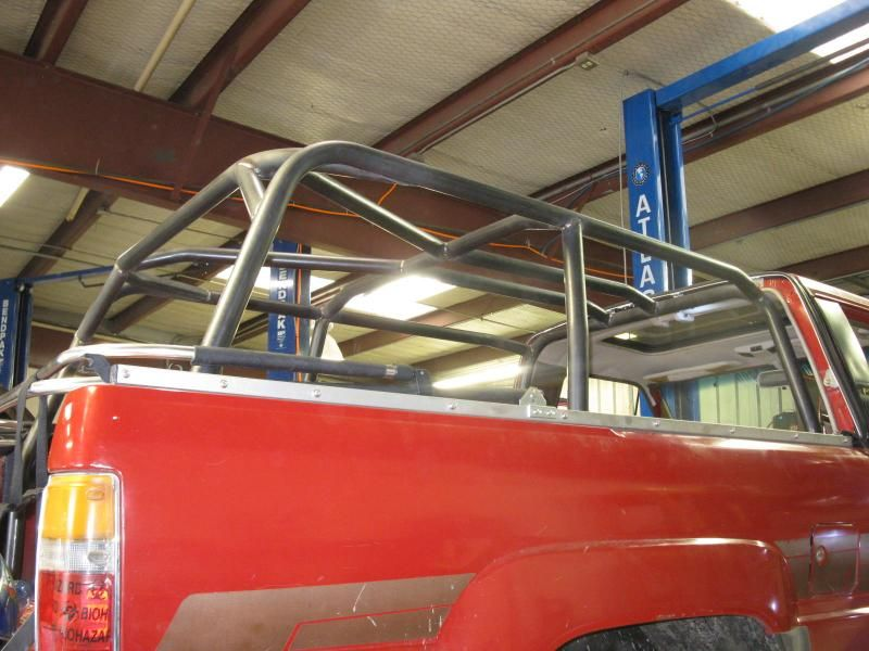 1st Gen 4runner Roll Cage Build Pirate4x4 Com 4x4 And