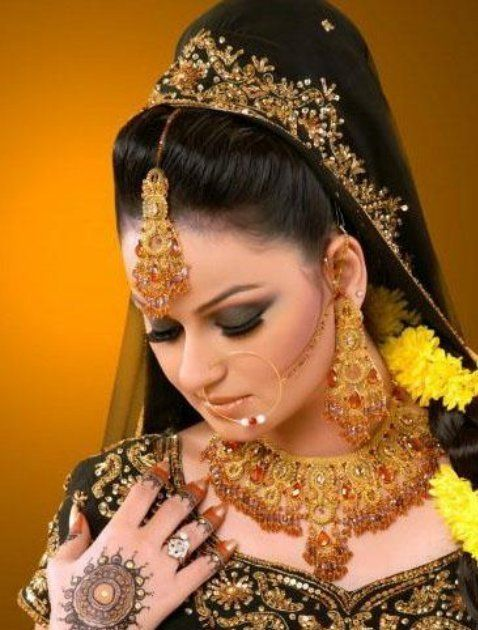 Latest Jewelry Trends for Pakistani Brides