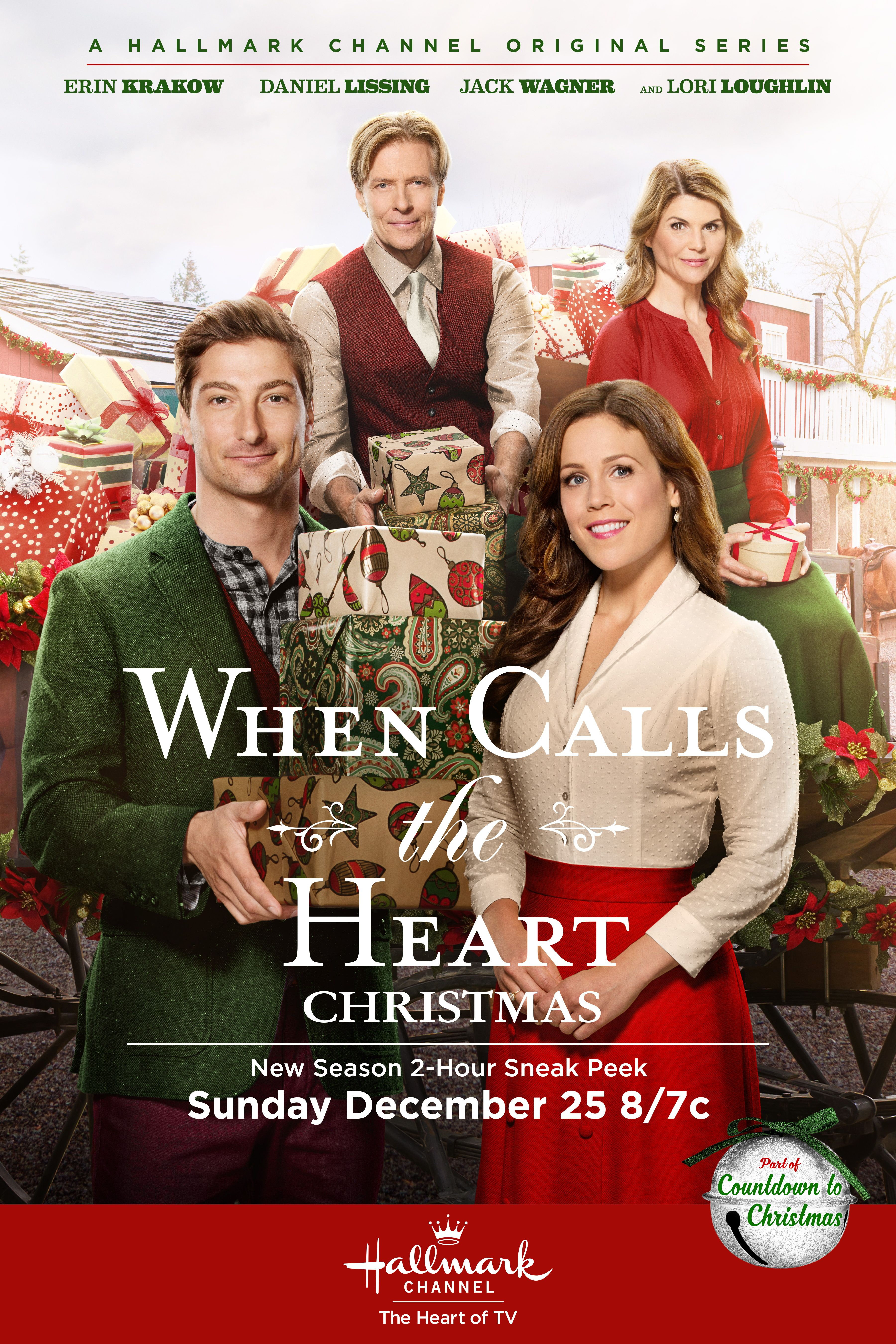 The When Calls The Heart Holiday Special Hallmark Christmas Movies Christmas Movies Family Christmas Movies