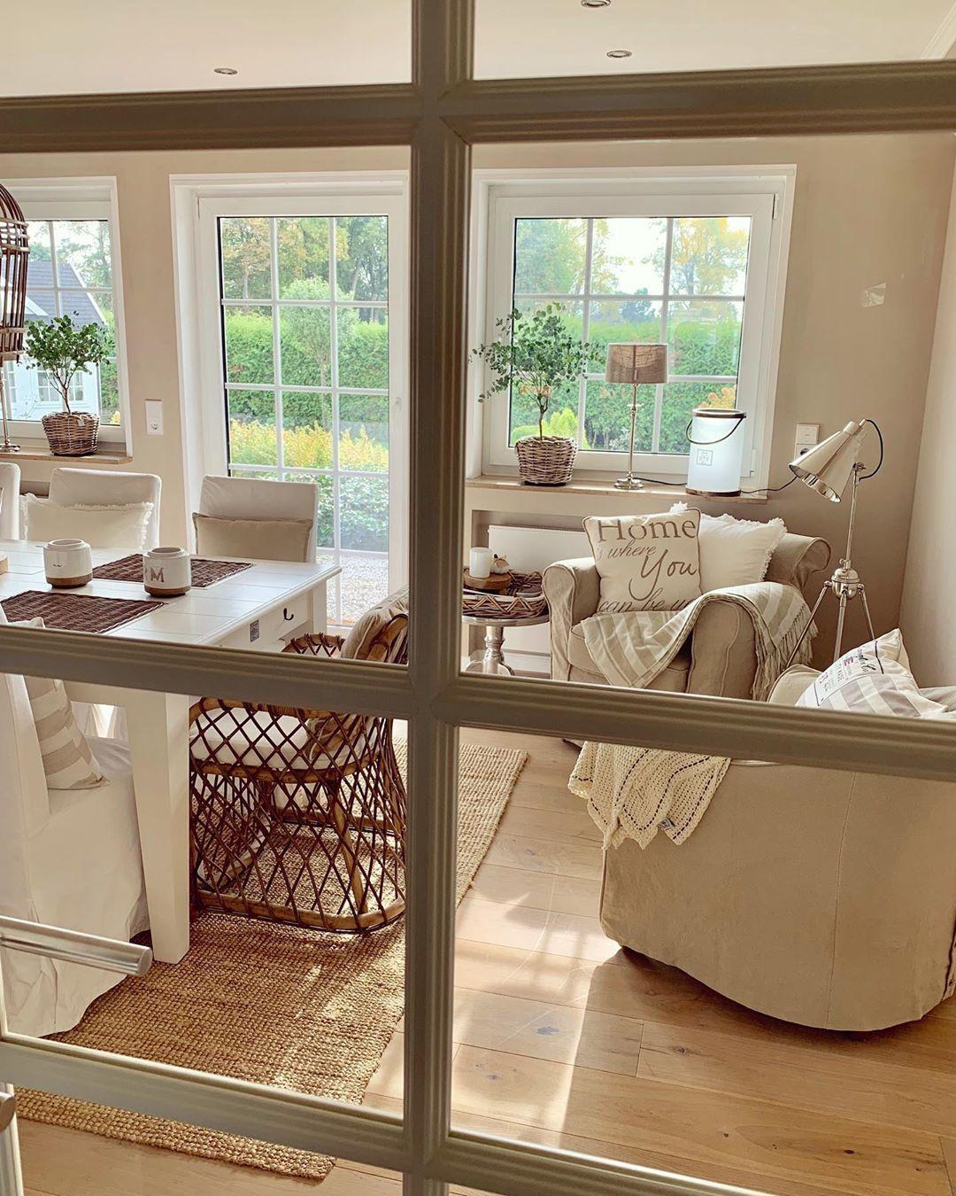 Schonen Dienstag Liebe Instas Rivieramaison Home House Housedesign Homedecor Cottage Landhaus Green Nature Einrichten Und Wohnen Wohnen Home Decor