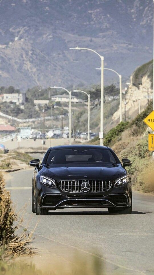 New Mercedes-AMG S63 Coupe 4MATIC+ #AMG #2018 Instagram @amgbryansk ...
