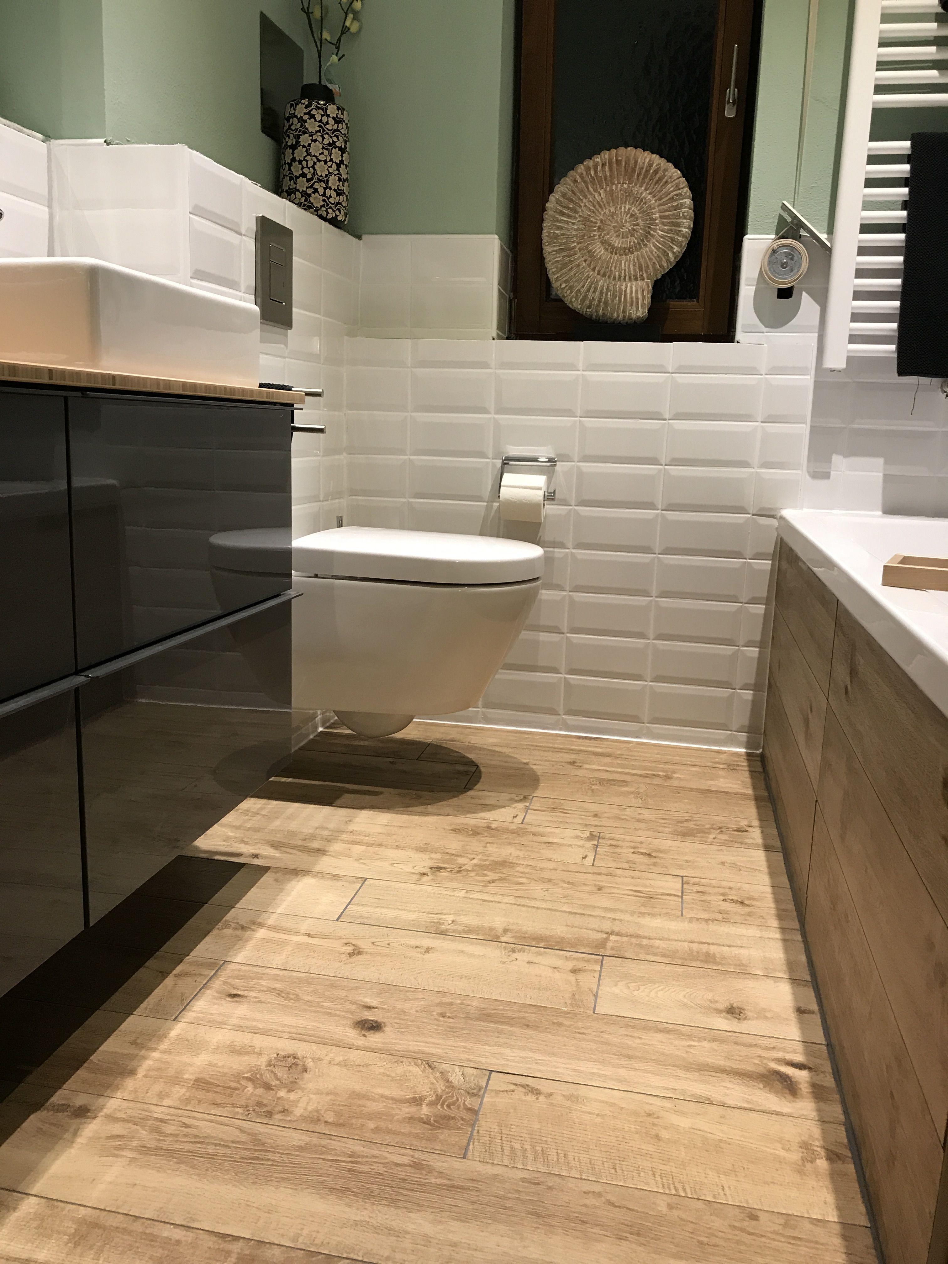 Metrofliesen Alpina Feine Farben Ikea Godmorgon Bathroom Diy