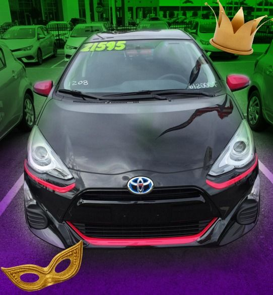 Orlando Used Cars For Sale: 2016 Toyota Prius C For Sale