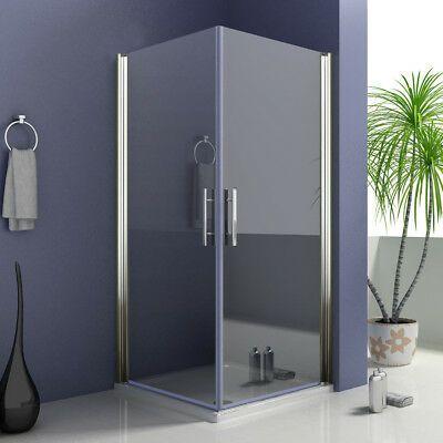 Details zu Duschkabine Eckeinstieg Duschabtrennung