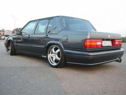 Volvo 760 Turbo Volvo Turbo Saab