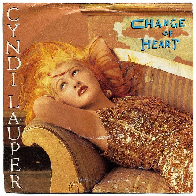 Change Of Heart Cyndi Lauper Cyndi Lauper Classic