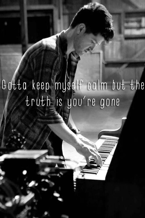 """The Script - """"If You Could See Me Now"""""""