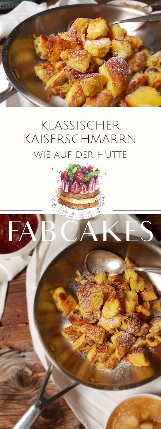 Klassischer Kaiserschmarrn #recettesdecuisine
