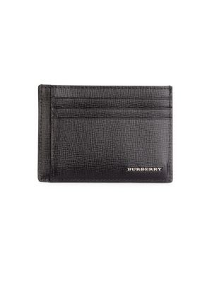 BURBERRY Chase Money Clip. #burberry #bags #leather
