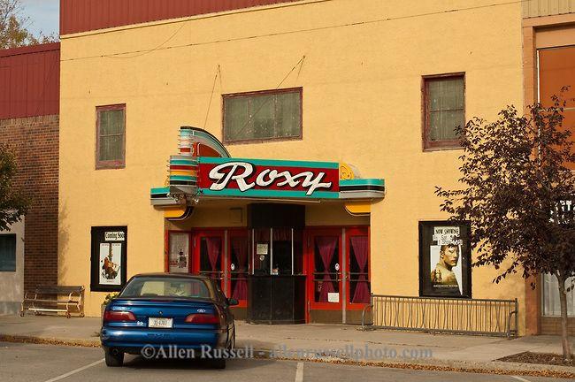 Roxy Cinema in Shelby, MT - Cinema Treasures |Roxy Theatre Montana