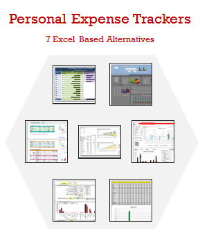 tracking personal expenses
