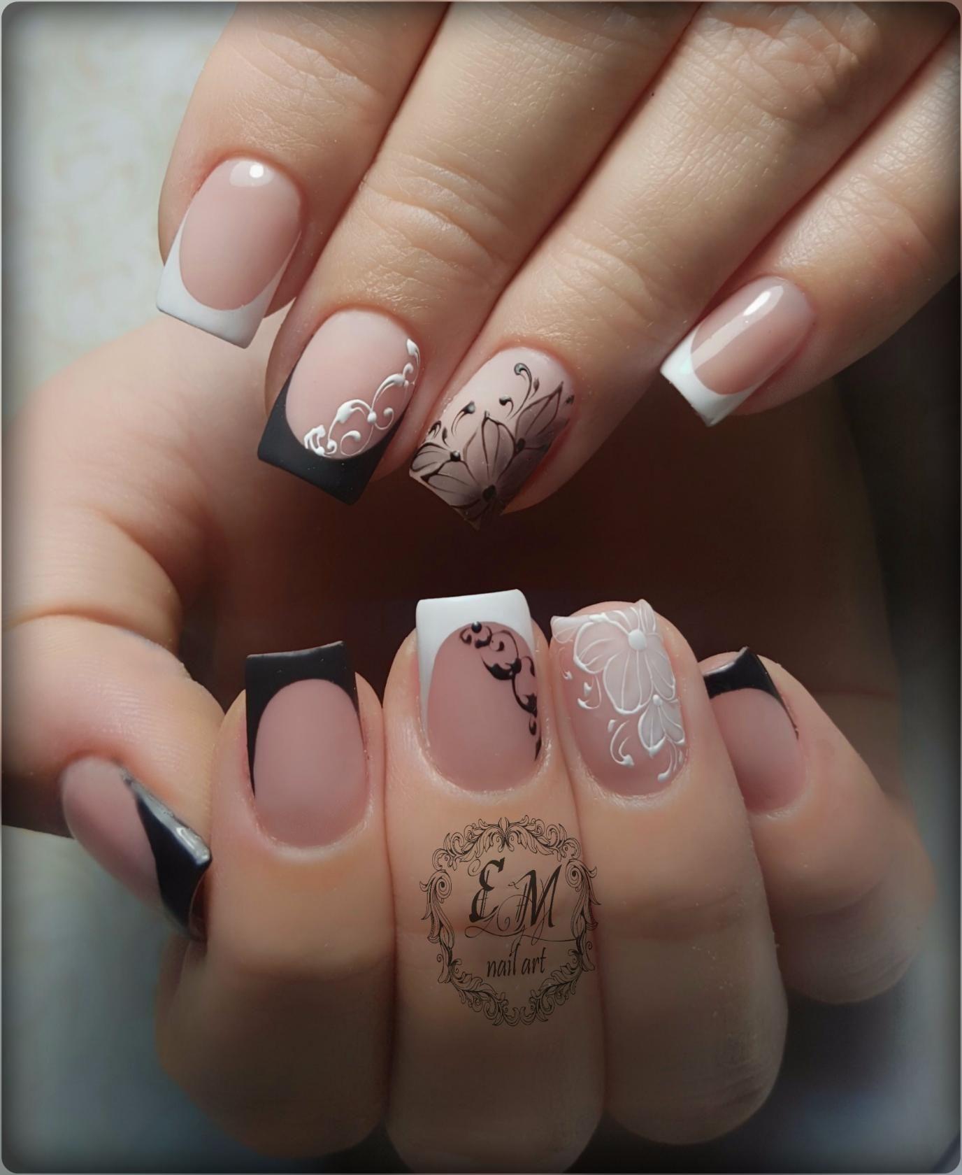 Фотография красота pinterest nail wedding nail bar and french