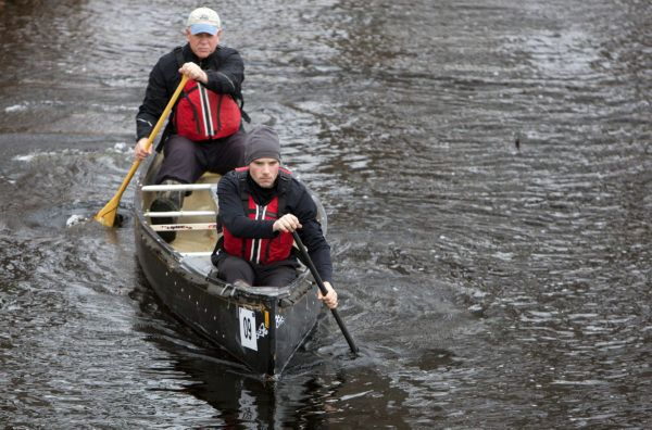 Saturday will be the 38th Annual St. George River Race in Maine and even with snow, this thing is still on.
