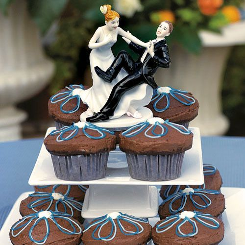 Image detail for -Taking A Plunge Wedding Cake Toppers Taking A Plunge View Less
