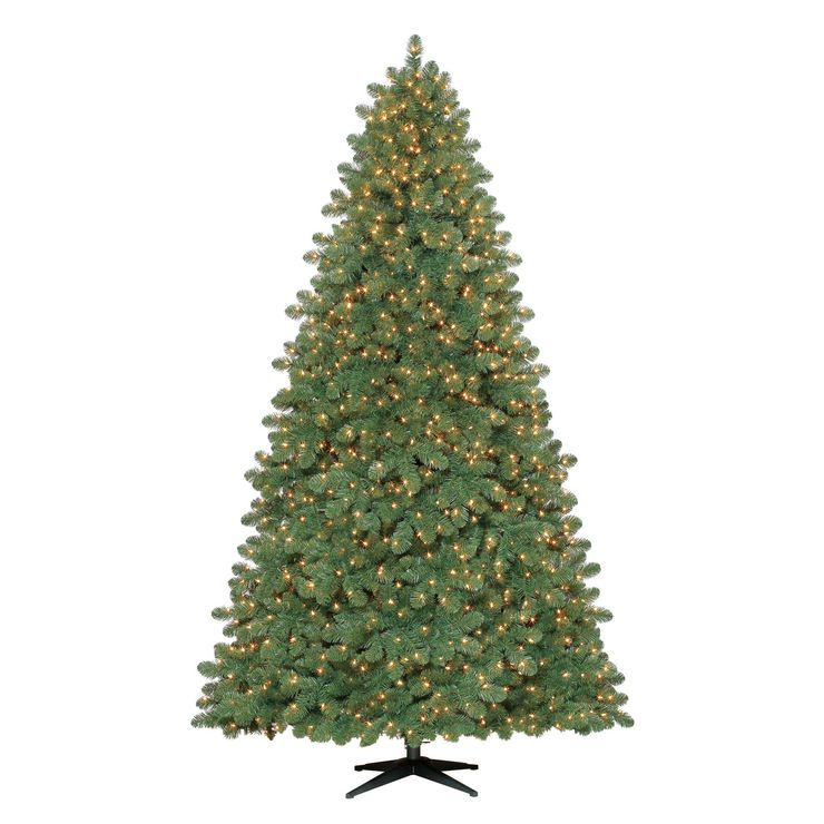 C26 9 Ft Pre Lit Carolina Pine Christmas Tree With 1350 Clear Lights Pine Christmas Tree Christmas Tree Christmas