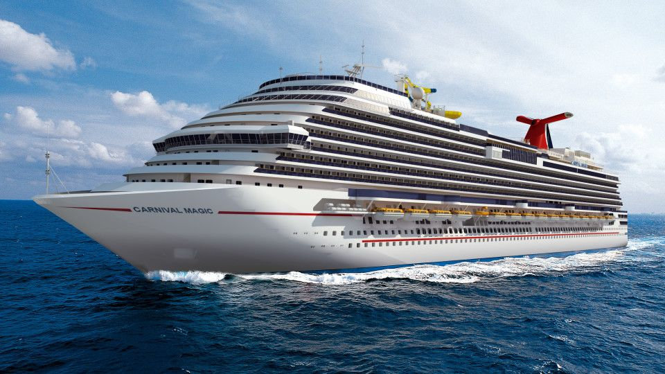 The Latest Crazy Big Cruise Ship Is Really Really Big Vacation - Big cruise ship