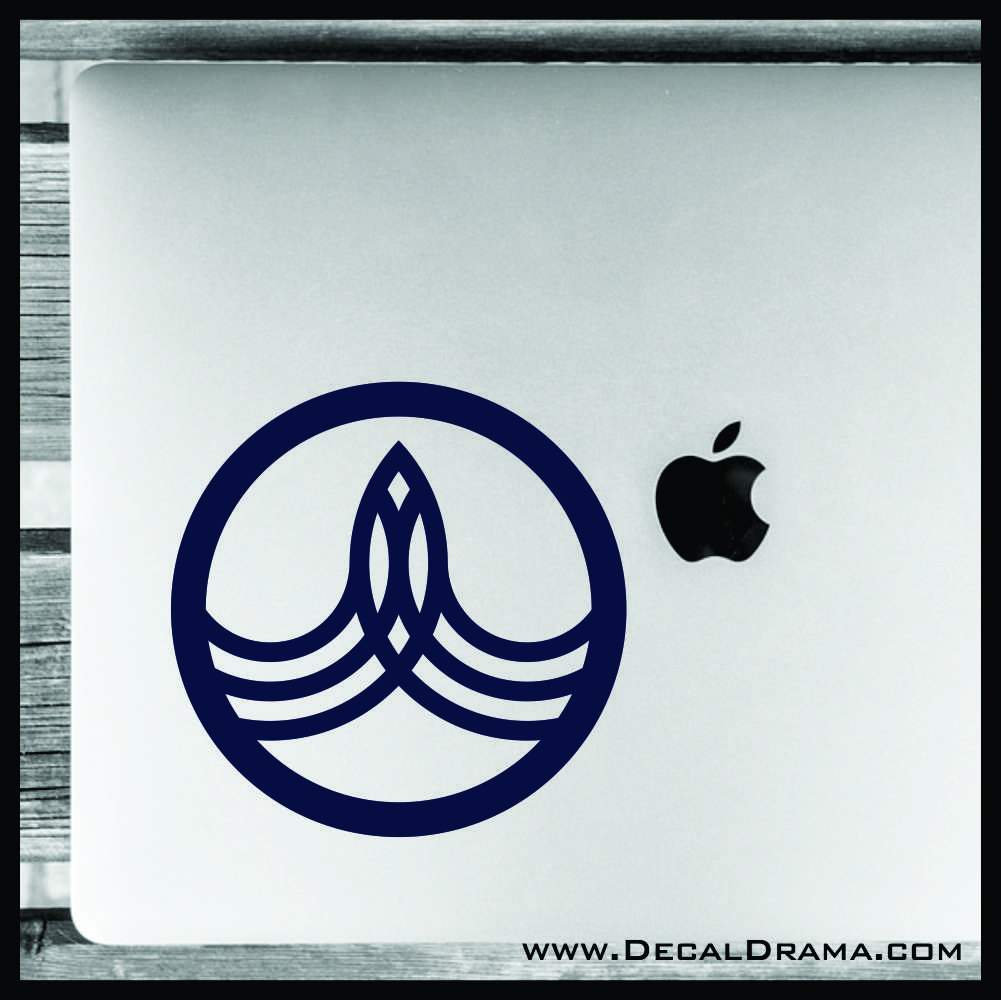 The Orville Planetary Union Engineering Vinyl Decal