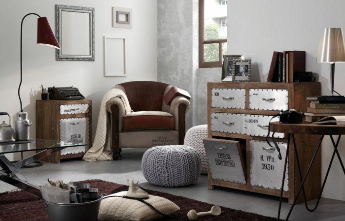 Kleines Wohnzimmer einrichten - 57 tolle Einrichtungsideen für mehr - kleines wohnzimmer ideen