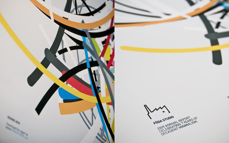 FÖDA, Austin. Design and Brand Development.: AR09: FÖDA Annual Report