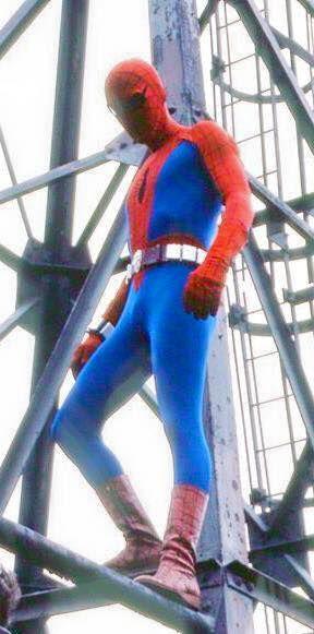 The Amazing Spider-Man 1977 Live Action TV Show / Nicholas ...